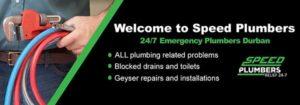 Speed Plumbers - Plumbing servies in Durban